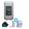 Pack EVBOX Borne HomeLine - 3,7kW - Autostart + Protections électriques