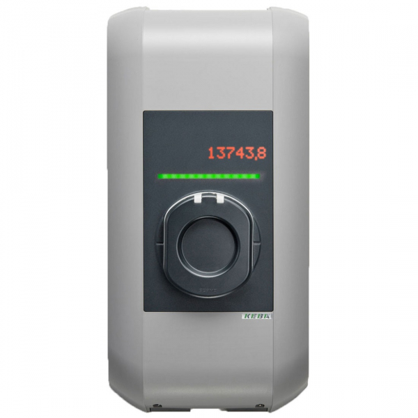 KEBA Charging station P30 98088 c-series - 2.3 to 22kW - RFID