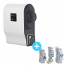 LEG059003 - Pack charging station LEGRAND Green'up 3.7 / 4.6 kW + Electrical Protections 4,6kW