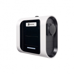 CIRCONTROL Wallbox eNext T - Bluetooth - 2,3Kw à 22kw - 32A - Triphasé - CIR-ENEXT-T - Borne de recharge