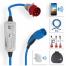 NRGkick 32A Borne de recharge mobile - Type2 - 2,3 à 22kW réglable - 5m - Bluetooth - réf. 20219-Adaptateurs-sac-Connect