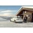 PACK EVBOX Borne de recharge wallbox ELVI - 10A-32A - Wifi - monophasé - protections électrique - câble T2
