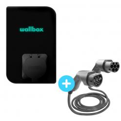 WALLBOX Charging station Copper SB - 1.4 to 22kW - Bluetooth - WiFi - RFID