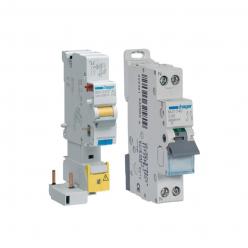 Pack Hager Protection Electrique pour borne de recharge monophasé