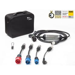 JUICE BOOSTER 2 - Pack L - Borne mobile de recharge 22kW - Type 2 - câble 5m