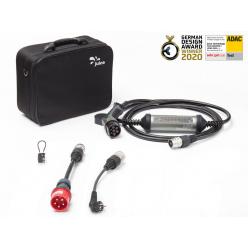 JUICE BOOSTER 2 - Pack M - Borne mobile de recharge 22kW - Type 2 - câble 5m