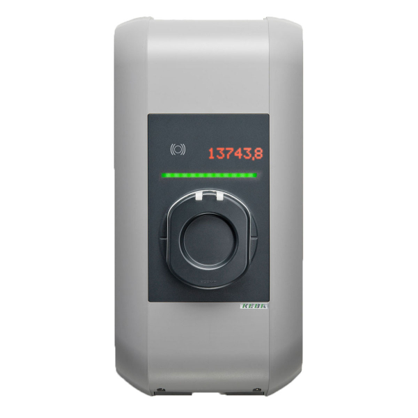 KEBA Charging station P30 98088 c-series - 3.7 to 22kW - RFID
