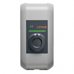 KEBA Wallbox 105651 Charging Station KeContact P30 - x-series - Type2S - Shutter - 22kW 32A - UMTS, 3G, RFID - KC-P30-ESS400