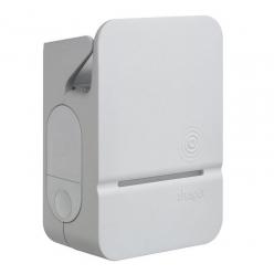 Borne de recharge HAGER Witty Premium 7,4kW ou 22kW - avec options RFID et modules de charge