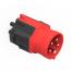 NRGkick - Borne de recharge mobile - Adaptateur prise CEE rouge 16A monophasé