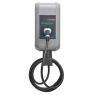 Cable support for KEBA charging stations