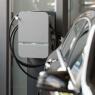 XEV100-borne-hager-witty-en-charge-sur-voiture-electrique