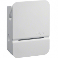 HAGER Charging station Wallbox Witty - XEV101 - 2,3 to 7.4 kW - Wallbox