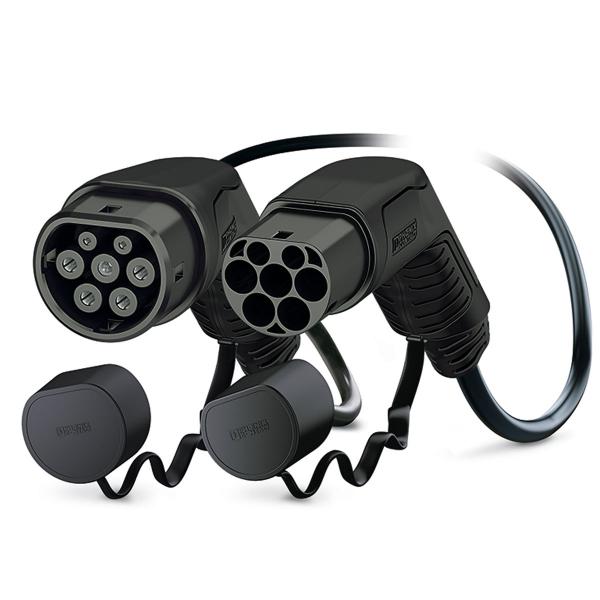 PHOENIX CONTACT - Câble de recharge - type 2 - type 2 - 22kW - 5m