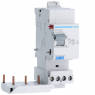 HAGER BDH440F - Differential switch Type A Hi - 3P + N - 40A - 30mA