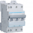 HAGER NGT816 - Disjoncteur - 3P+N - 16A - Courbe D
