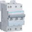 HAGER NGT840 - Circuit Breaker - 3P + N - 40A - D Curve