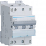 HAGER NGT840 - Disjoncteur - 3P+N - 40A - Courbe D