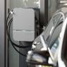Borne de recharge électrique HAGER Witty 7,4kW XEV101