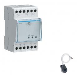 HAGER Module de gestion de charge dynamique - monophasé - pour borne HAGER - XEV304