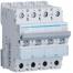 HAGER MCA440 - Circuit Breaker 40A - 4P - Curve C - 6kA