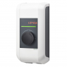 KEBA charging terminal P30 98136 b-series - 2.3 to 22kW - White and gray cover