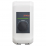 KEBA Charging station P30 98137 b-series - 2.3 to 22kW - RFID - White cover