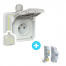 LEGRAND Green up Pack 14A - 090471 - 3.2 kW + Electrical protection