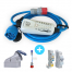 Pack Borne NRGkick 32A Type2 + adapatateur 32A + prise 32A + protections électriques 32A monophasé