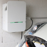 Pack HAGER Witty charging station 1,6 to 7,4kW + Dynamic charging module + Electrical protections