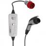 Borne de recharge mobile - Typ1 - 2,3 à 11kW 16A réglable - câble attaché 5m - NRGkick 16A light 20226
