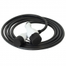 Charging cable - T2T2 - 5m - 22kW (3 phases 32A) - electric car