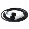 Charging cable - T2T1 - 5m - 7.4kW (1 phase 32A) - electric car