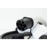 Charging cable - T2T1 - 7m - 7.4kW (1 phase 32A) - electric car