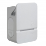 EVBOX Wallbox charging station H1161-0022 HomeLine Autostart - Type 2S - Shutter - 3,7kW (1Ph-16A) - light gray